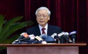 В среду лидер Компартии Вьетнама приедет в Россию