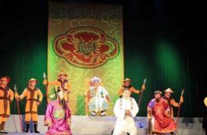 Театр Hat Boi готовит историческую пьесу Le Cong Ky An