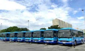 В Ханое проводится модернизация автобусного парка