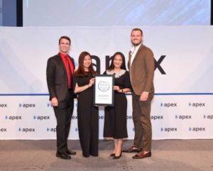 Vietnam Airlines получает награду APEX