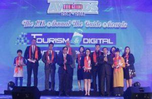 The Guide Awards 2018: цифровые технологии в туризме
