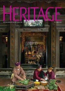 Открылась выставка фотографий Heritage в столице Вьетнама