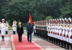 Во Вьетнаме планируют тесно сотрудничать с Индией