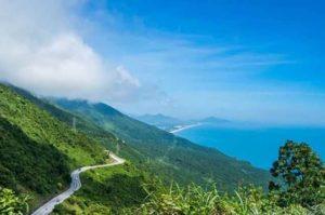 Горный перевал Hai Van