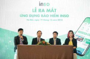 Во Вьетнаме запущено страховое приложение INSO