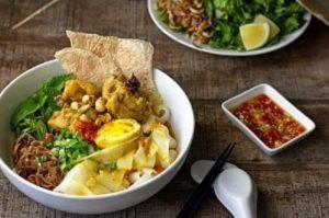 Блюдо Mi Quang