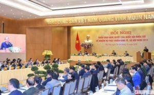 Во Вьетнаме оглашены социально-экономические цели на 2019 год