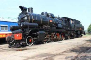 Паровые поезда на маршруте Хюэ — Дананг