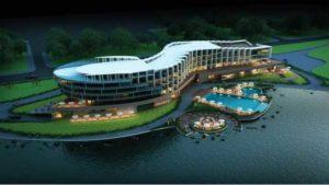 Первый пятизвездочный отель открылся в городе Vinh Yen