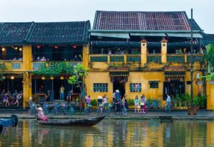 Хойан в списке самых романтичных мест