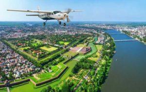 Открываются полеты из Хюэ в Дананг на гидросамолете