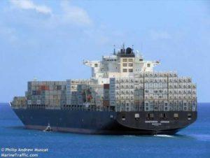Побережье Вьетнама и США соединила первая прямая судоходная линия