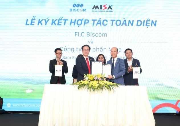 Компании FLC Biscom и Misa JSC собираются улучшить гольф-сообщество во Вьетнаме