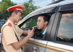 Ужесточение наказания за пьяную езду во Вьетнаме