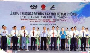 Bamboo Airways запускает из Хайфона три новых маршрута