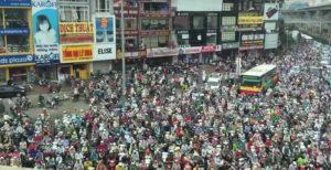 Мотоциклы в Ханое могут запретить к 2030 году