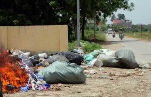 Во Вьетнаме существует серьезная проблема с ТБО