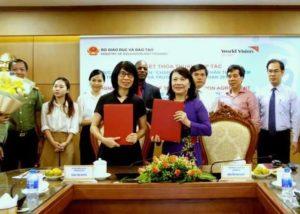 World Vision будет работать во Вьетнаме