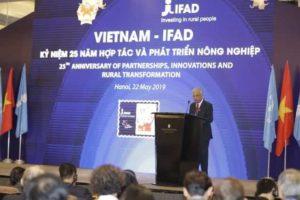 IFAD отмечает 25 лет во Вьетнаме