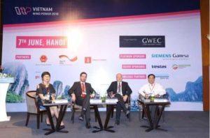 В Ханое пройдёт конференция по ветроэнергетике