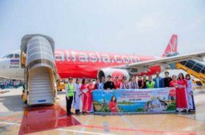 AirAsia открыли прямой рейс Нячанг — Бангкок
