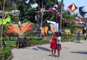 В Хюэ стартовал фестиваль воздушных змеев
