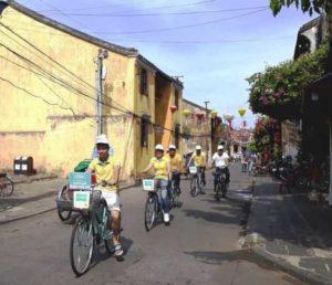 Прокат велосипедов в Хойане
