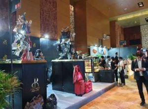 Проходит выставка «Европейское искусство жизни»