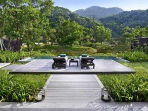 Отель Banyan Tree Lang Co