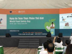 Во Вьетнаме прошёл Всемирный день продовольственной безопасности