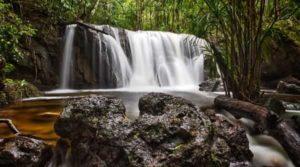 Водопад Suoi Tranh