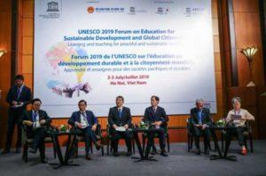 В Ханое проходит форум ЮНЕСКО по образованию