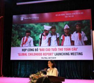 Использование детского труда во Вьетнаме серьёзно снизилось