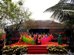 Вьетнамский фестиваль шелка и брокатель пройдёт в Хойане