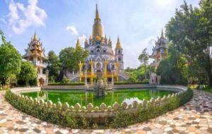 Пагода Buu Long