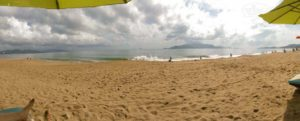 Пляж в Liberty Central Nha Trang