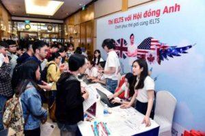 В Ханое и Хошимине прошло мероприятие IELTS Fair 2019