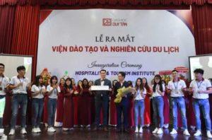 В Дананге открыли институт гостиничного бизнеса и туризма
