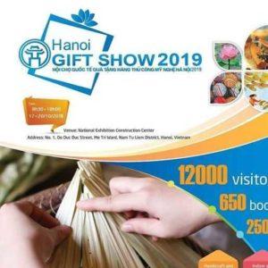 В столице Вьетнама пройдёт Hanoi Gift Show 2019