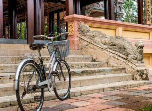 В Хюэ собираются открыть «умный» велосипедный сервис