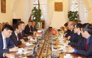 Вьетнам является ведущим партнером Чешской республики в регионе