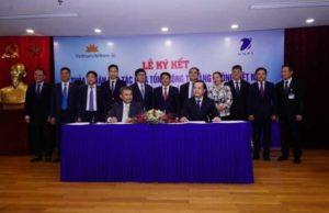VNPT и Vietnam Airlines будут работать вместе