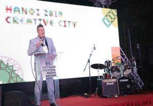 В Ханое проходит фестиваль СМИ и дизайна