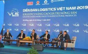 Vietnam Logistics Forum 2019 в Дананге