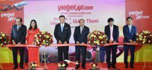 Vietjet Air запускает два новых маршрута в Таиланд