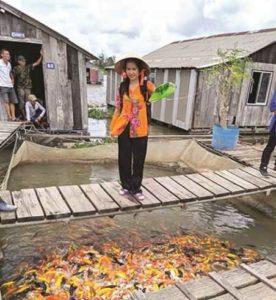 На острове Con Son развивается экотуризм