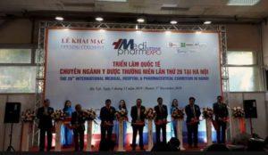 В Ханое прошла выставка Vietnam Medi-pharm Expo