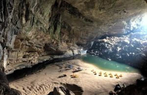 Экскурсии в Son Doong будет организовывать Oxalis Adventure Tours