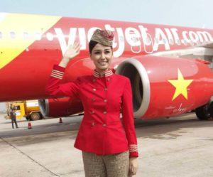 Vietjet Air запускает крупную промоакцию