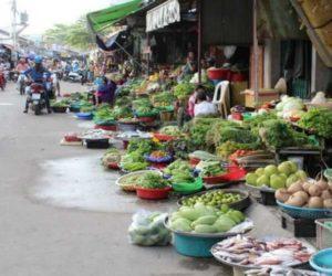 Экспорт овощей и фруктов из Вьетнама снизился